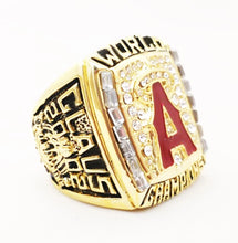 Load image into Gallery viewer, 2002 Anaheim Angels World Series Championship Ring