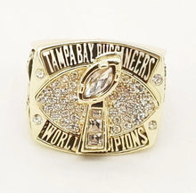 Load image into Gallery viewer, 2002 Tampa Bay Buccaneers Super Bowl Championship Ring
