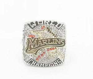 2003 Florida Marlins World Series Championship Ring