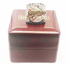 Load image into Gallery viewer, 2003 Florida Marlins World Series Championship Ring