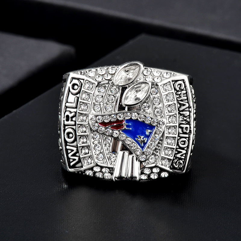 2003 New England Patriots World Championship Ring - foxfans.myshopify.com
