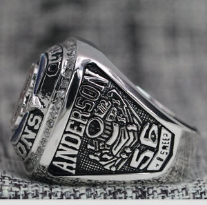 2004 Boston Red Sox MLB World Series Championship Ring - Premium Series - foxfans.myshopify.com