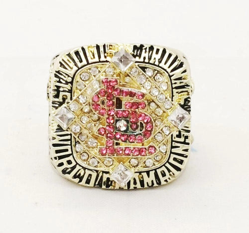 2006 St. Louis Cardinals World Series Championship Ring