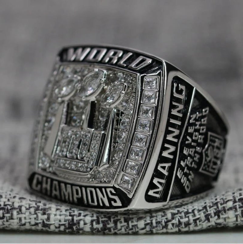 2007 New York Giants Super Bowl Ring - Premium Series - foxfans.myshopify.com