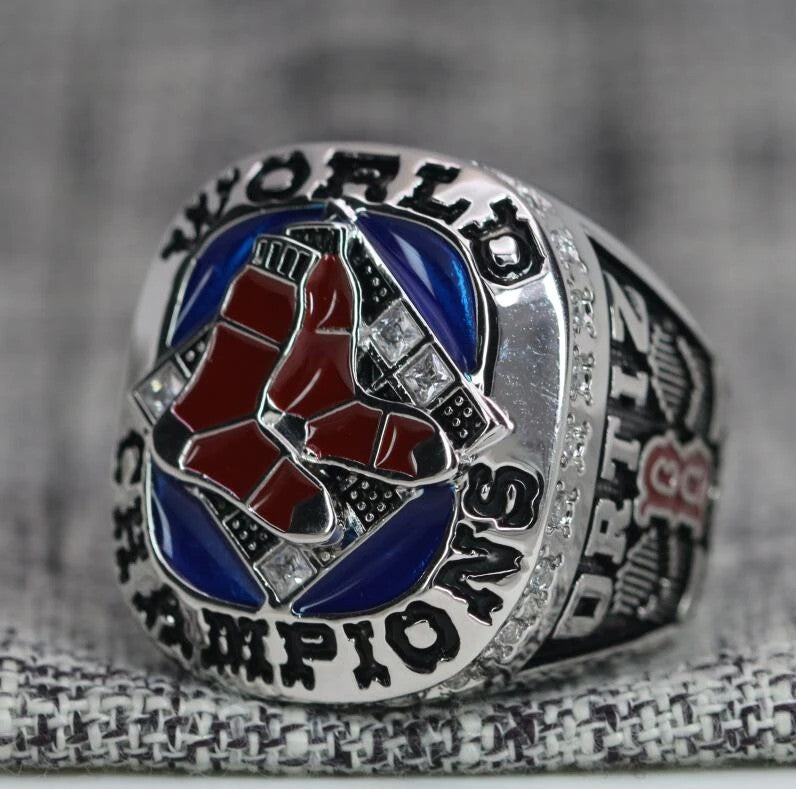 2007 Boston Red Sox MLB World Series Championship Ring - Premium Series - foxfans.myshopify.com