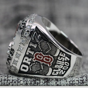 2007 Boston Red Sox MLB World Series Championship Ring - Premium Series