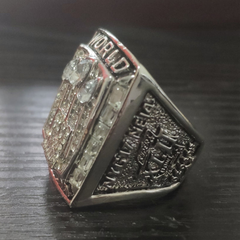 2007 New York Giants Super Bowl Championship Ring - foxfans.myshopify.com