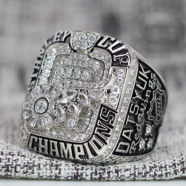 2008 Detroit Red Wings Stanley Cup Ring - Premium Series