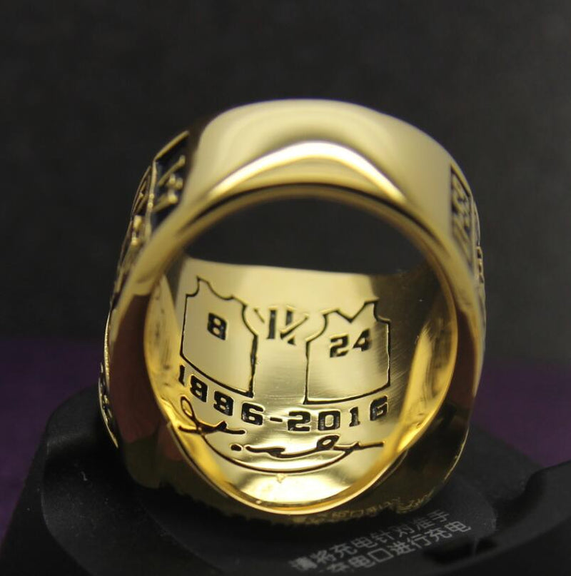 2009 Los Angeles Lakers NBA Championship Ring - Premium Series - foxfans.myshopify.com