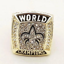 Load image into Gallery viewer, 2009 New Orleans Saints Super Bowl Championship Ring