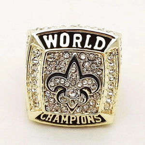 2009 New Orleans Saints Super Bowl Championship Ring