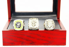 Load image into Gallery viewer, 2010/2012/2014 San Francisco Giants World Series Championship Rings Sets