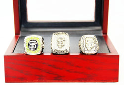 2010/2012/2014 San Francisco Giants World Series Championship Rings Sets - foxfans.myshopify.com