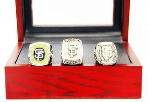 2012 San Francisco Giants World Series Championship ring
