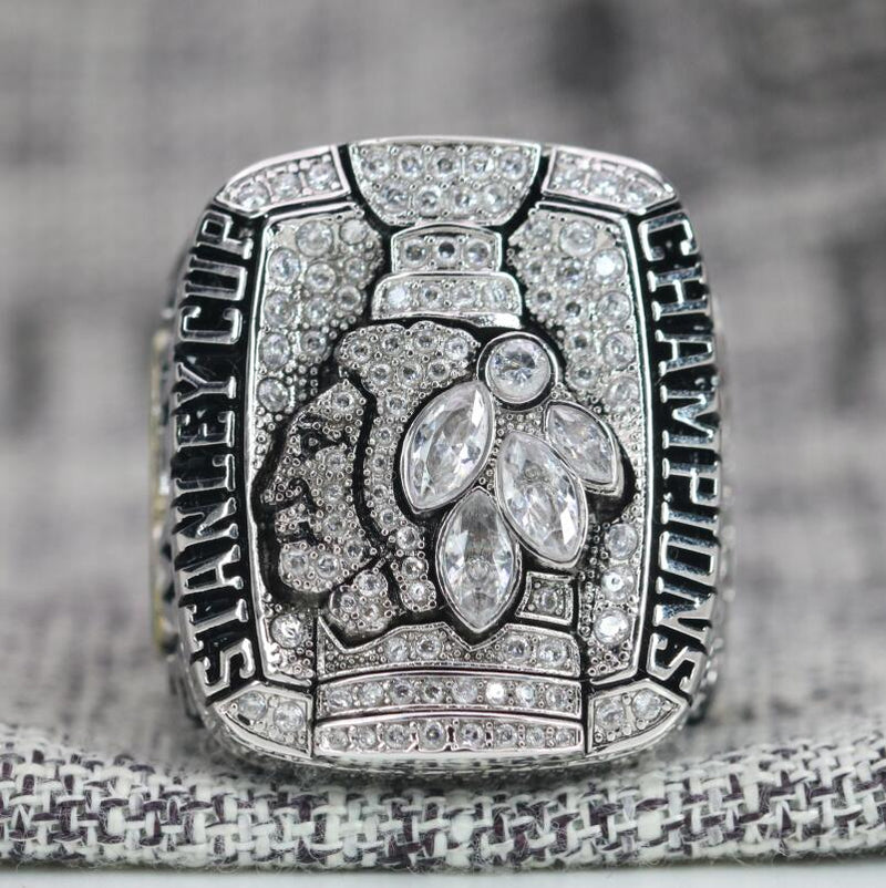 2010 Chicago Blackhawks Stanley Cup Ring  - Premium Series