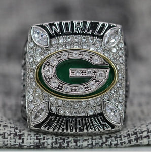 2010 Green Bay Packers Super Bowl Ring - Premium Series - foxfans.myshopify.com