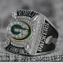 Load image into Gallery viewer, 2010 Green Bay Packers Super Bowl Ring - Premium Series - foxfans.myshopify.com