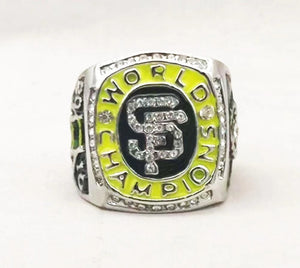 2010 San Francisco Giants World Series Championship ring - foxfans.myshopify.com