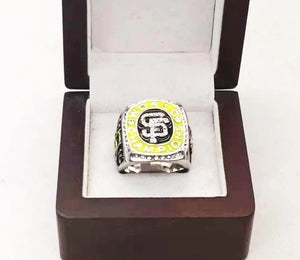 2010 San Francisco Giants World Series Championship ring