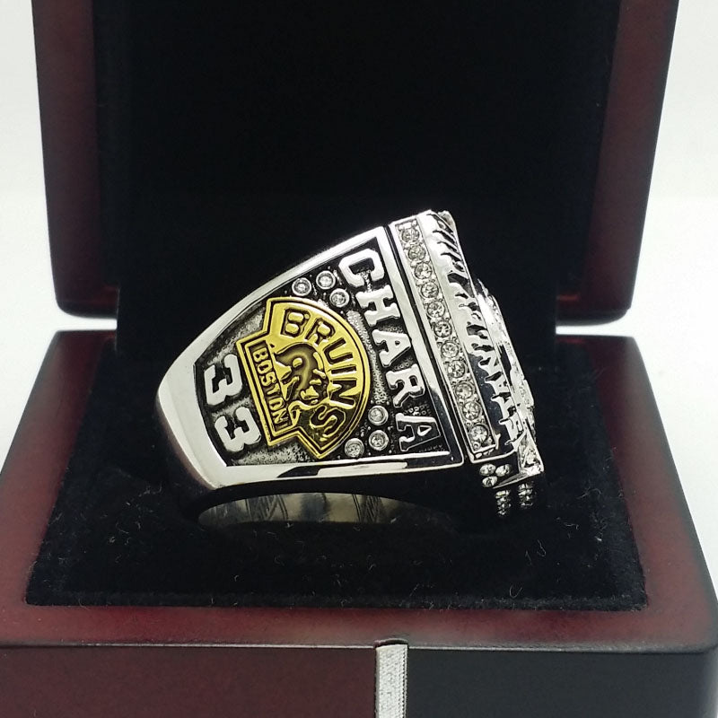 2011 Boston Bruins Stanley Cup Ring - Premium Series