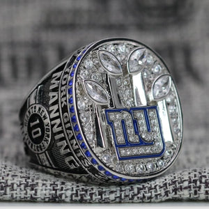 2011 New York Giants Super Bowl Ring - Premium Series - foxfans.myshopify.com