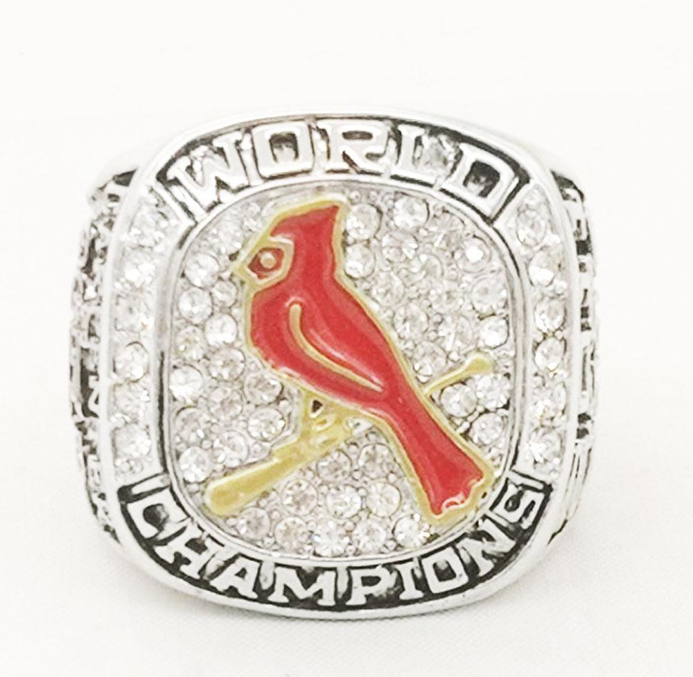 2011 St. Louis Cardinals World Series Championship Ring