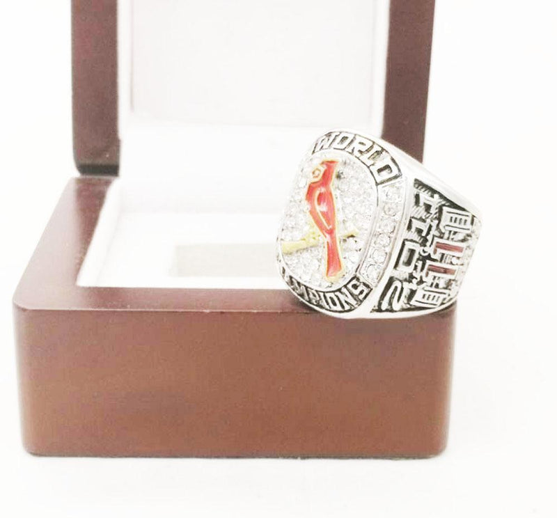 2011 St. Louis Cardinals World Series Championship Ring - foxfans.myshopify.com