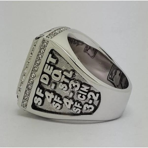 2012 San Francisco Giants World Series Ring - Premium Series - foxfans.myshopify.com