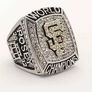 2012 San Francisco Giants World Series Championship ring - foxfans.myshopify.com