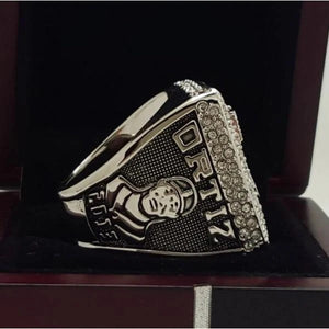 2013 Boston Red Sox World Series MVP Ring (Ortiz) - Premium Series - foxfans.myshopify.com
