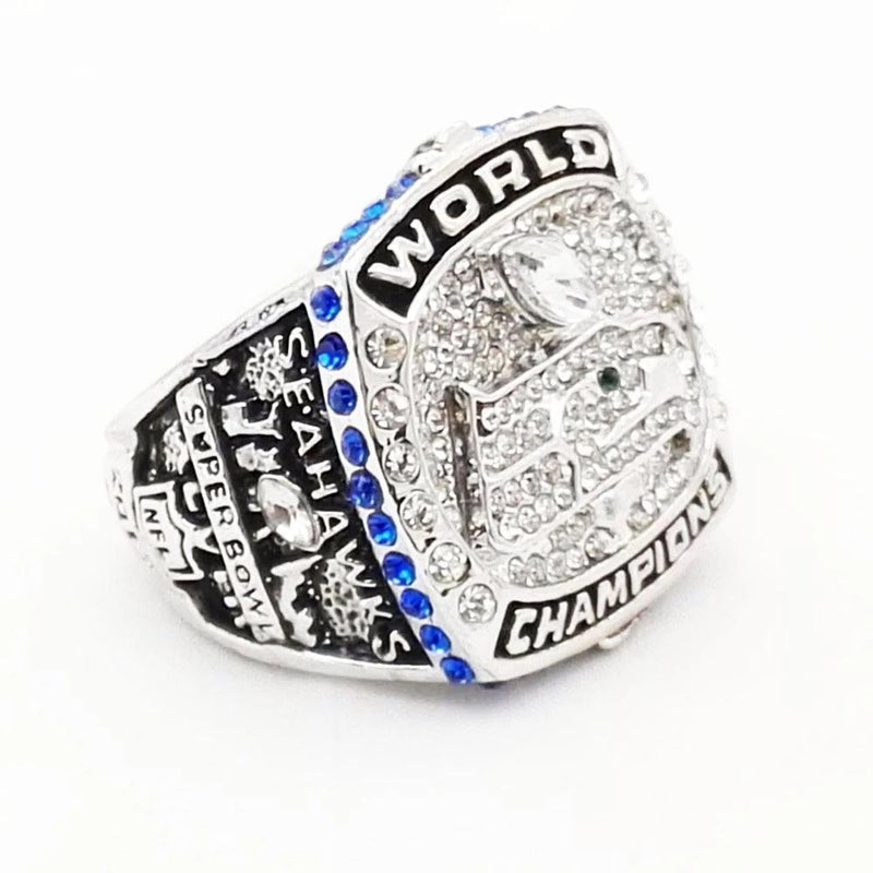 2013 Seattle Seahawks Super Bowl Championship Ring - foxfans.myshopify.com