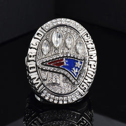 2014 New England Patriots World Championship Ring - foxfans.myshopify.com