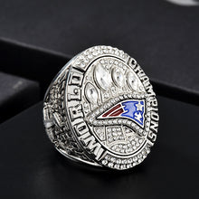 Load image into Gallery viewer, 2014 New England Patriots World Championship Ring