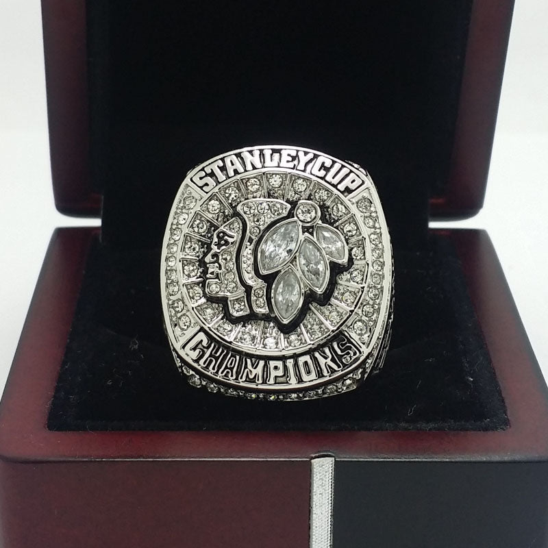 2015 Chicago Blackhawks Stanley Cup Ring  - Premium Series