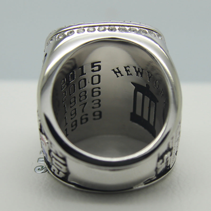 2015 National League New York Mets Ring - Premium Series