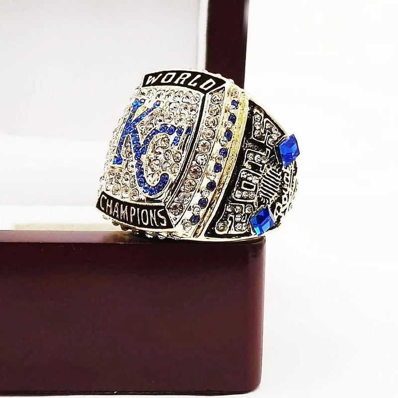 2015 Kansas City Royals World Serie Championship ring - foxfans.myshopify.com