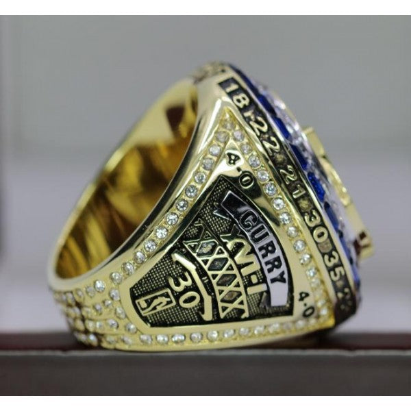 2017 Golden State Warriors Championship Ring - Premium Series