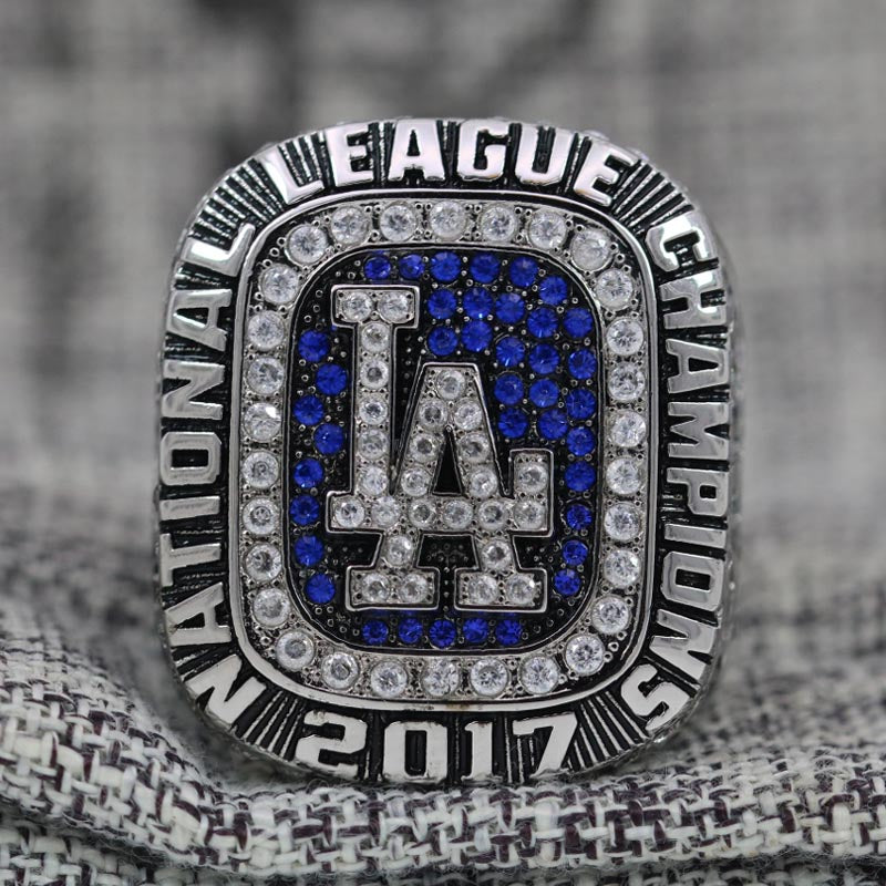 2017 National League Los Angeles Dodgers Ring - Premium Series