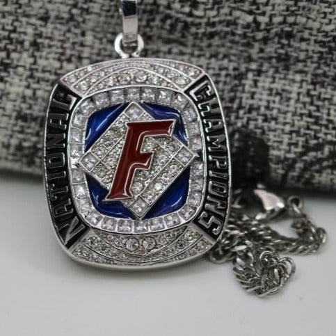 Florida Gators College Baseball National Championship Pendant/Necklace (2017) - Premium Series