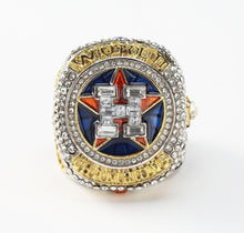 Load image into Gallery viewer, 2017 Houston Astros Baseball Super Bowl Championship Ring