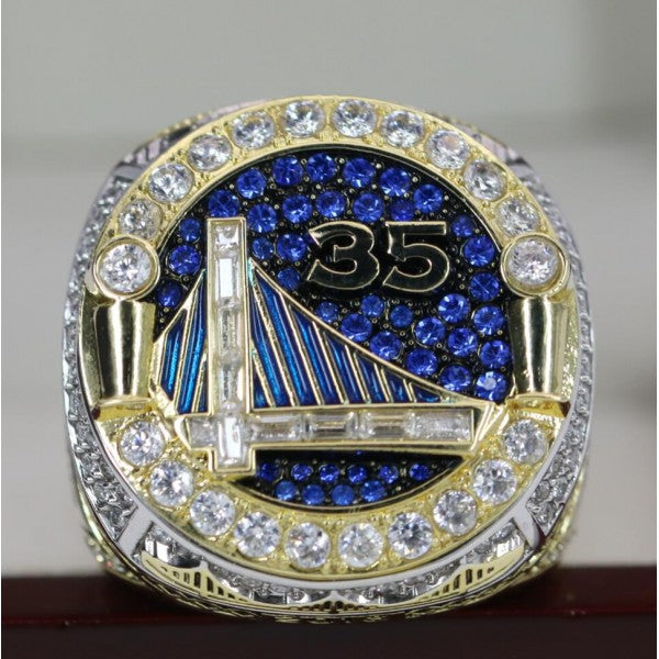 2018 Golden State Warriors Championship Ring - Premium Series