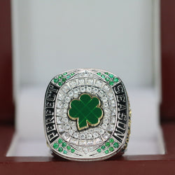 2018 Notre Dame Fighting Irish Perfect Season Commemoration Ring - Premium Series