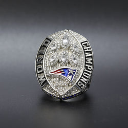 2018 New England Patriots Super Bowl LIII Championship Ring - foxfans.myshopify.com