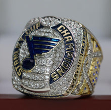 Load image into Gallery viewer, 2019 St. Louis Blues Stanley Cup Ring - Premium Series