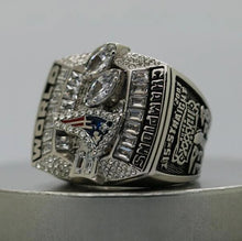 Load image into Gallery viewer, 2003 New England Patriots Super Bowl Ring - Premium Series