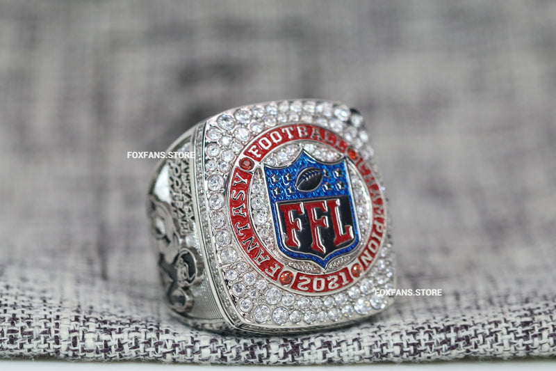 2021 Fantasy Football Championship Ring - Premium Series