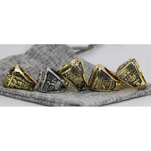 Load image into Gallery viewer, 1971/1977/1992/1993/1995 Dallas Cowboys Super Bowl Ring Set - Premium Series - foxfans.myshopify.com
