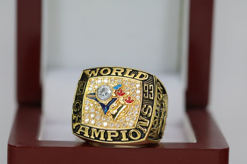 1993 Toronto Blue Jays World Series Championship Ring - Premium Series