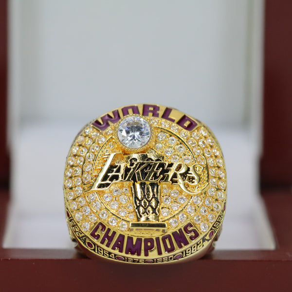 Fans Edition 2020 Los Angeles Lakers Championship Ring - Premium Series