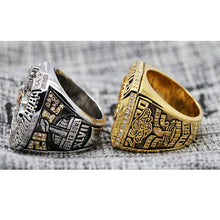 Load image into Gallery viewer, 2001/2013 Baltimore Ravens Super Bowl Ring Set- Premium Series